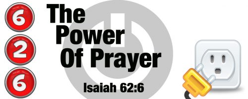 Power of Prayer – Part 3
